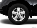 2009 Toyota Land Cruiser Front Drivers side wheel at profile