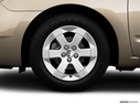 2009 Toyota Prius Front Drivers side wheel at profile