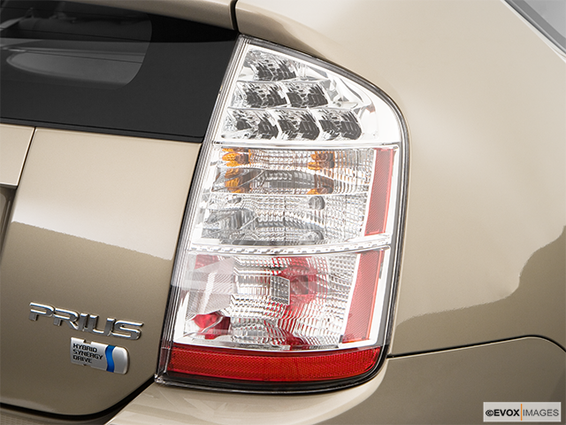 2009 Toyota Prius Passenger Side Taillight