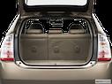 2009 Toyota Prius Trunk open