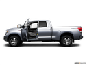 2009 Toyota Tundra Driver's side profile with drivers side door open