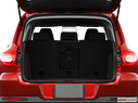 2009 Volkswagen Tiguan Trunk open