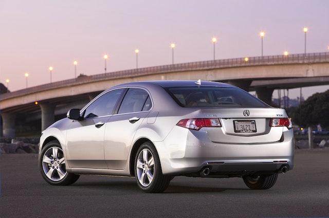 2010 Acura TSX Exterior