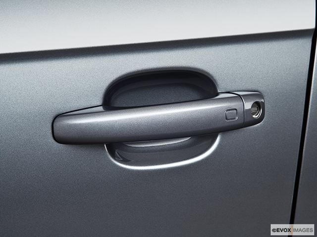 2010 Audi A4 Drivers Side Door handle