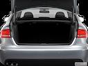 2010 Audi A4 Trunk open
