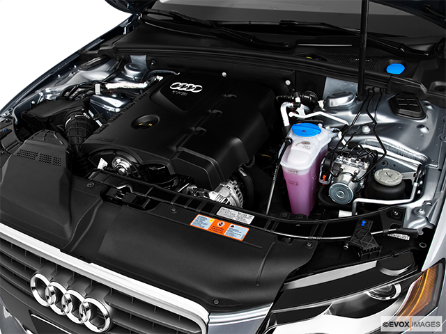 2010 Audi A4 Engine