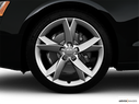 2010 Audi A5 Front Drivers side wheel at profile