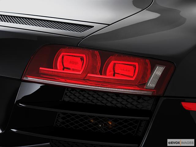 2010 Audi R8 Passenger Side Taillight