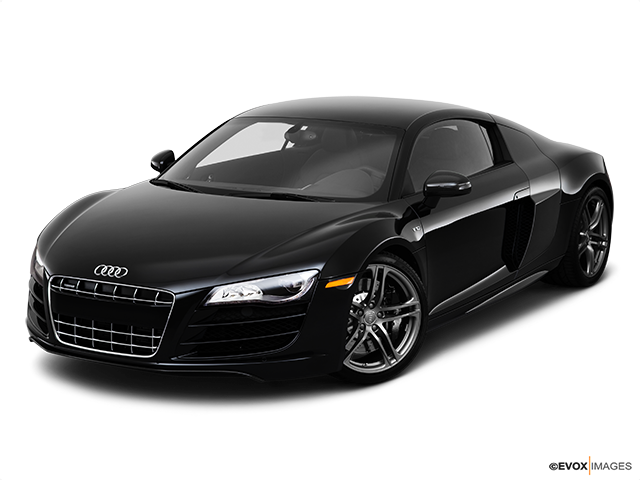 2010 Audi R8 Front angle view