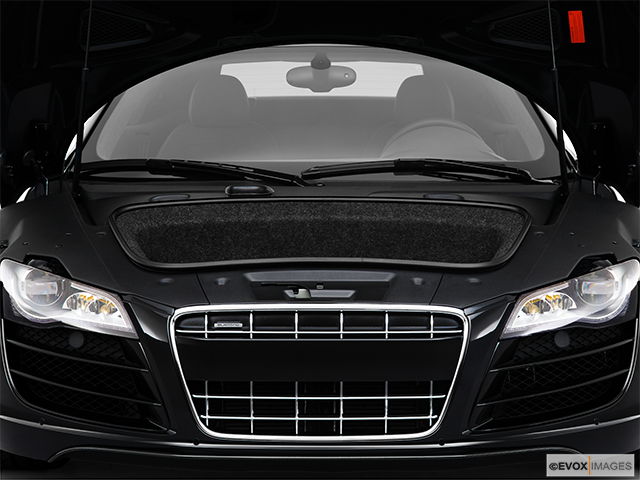 2010 Audi R8 Trunk open