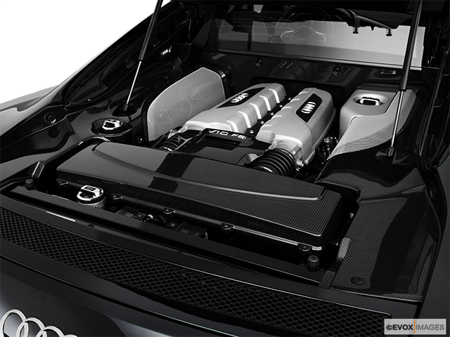 2010 Audi R8 Engine