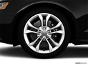 2010 Audi S4 Front Drivers side wheel at profile