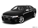2010 Audi S4 Front angle view