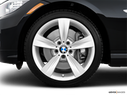 2010 BMW 3 Series Front Drivers side wheel at profile