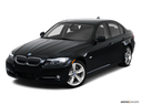 2010 BMW 3 Series Front angle view
