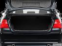 2010 BMW 3 Series Trunk open