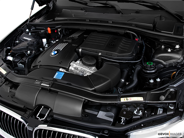 2010 BMW 3 Series Engine