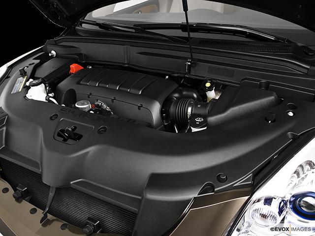 2010 Buick Enclave Engine