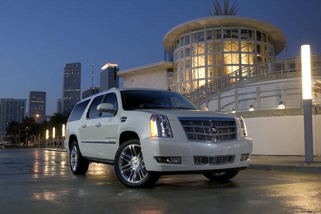 2010 Cadillac Escalade EXT Exterior