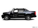 2010 Cadillac Escalade EXT Driver's side profile with drivers side door open
