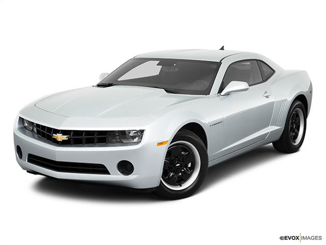 2010 Chevrolet Camaro Front angle view