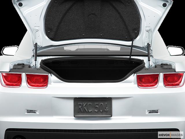 2010 Chevrolet Camaro Trunk open