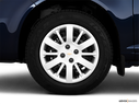 2010 Chevrolet Cobalt Front Drivers side wheel at profile