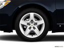 2010 Chevrolet Malibu Front Drivers side wheel at profile