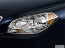 2010 Chevrolet Malibu Drivers Side Headlight