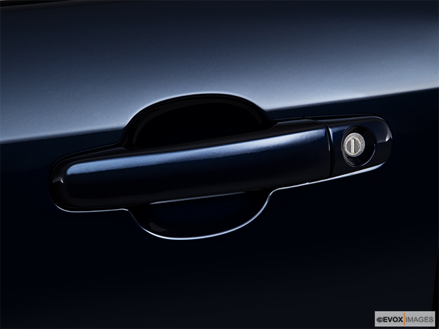 2010 Chevrolet Malibu Drivers Side Door handle