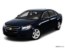 2010 Chevrolet Malibu Front angle view