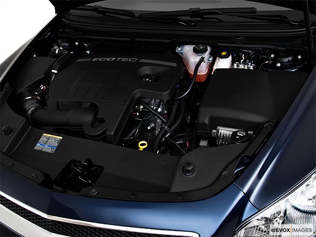 2010 Chevrolet Malibu Engine