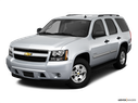 2010 Chevrolet Tahoe Front angle view