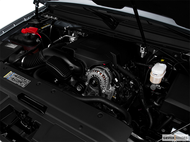 2010 Chevrolet Tahoe Engine