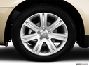 2010 Chrysler Sebring Front Drivers side wheel at profile
