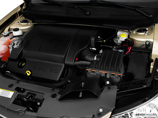 2010 Chrysler Sebring Engine