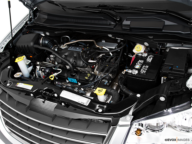 2010 Chrysler Town and Country Engine