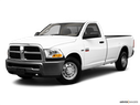 2010 Dodge Ram Pickup 2500 Front angle medium view