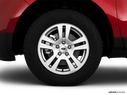 2010 Ford Edge Front Drivers side wheel at profile
