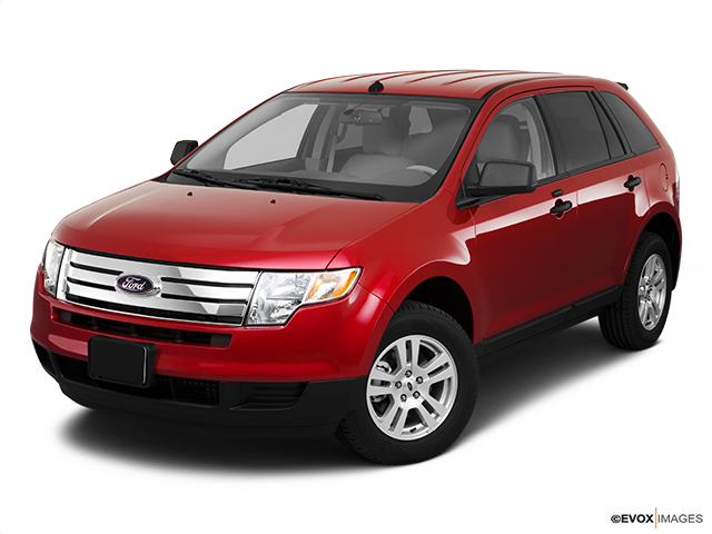 2010 Ford Edge Front angle view