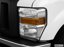 2010 Ford F-250 Super Duty Drivers Side Headlight