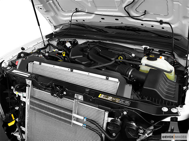 2010 Ford F-250 Super Duty Engine