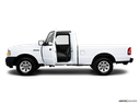 2010 Ford Ranger Driver's side profile with drivers side door open