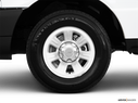 2010 Ford Ranger Front Drivers side wheel at profile