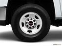 2010 GMC Sierra 2500HD Front Drivers side wheel at profile