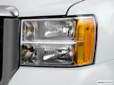 2010 GMC Sierra 2500HD Drivers Side Headlight