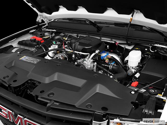 2010 GMC Sierra 3500HD Engine