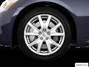 2010 INFINITI G37 Sedan Front Drivers side wheel at profile