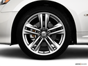 2010 INFINITI M45 Front Drivers side wheel at profile