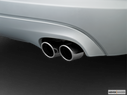 2010 Jaguar XF Chrome tip exhaust pipe